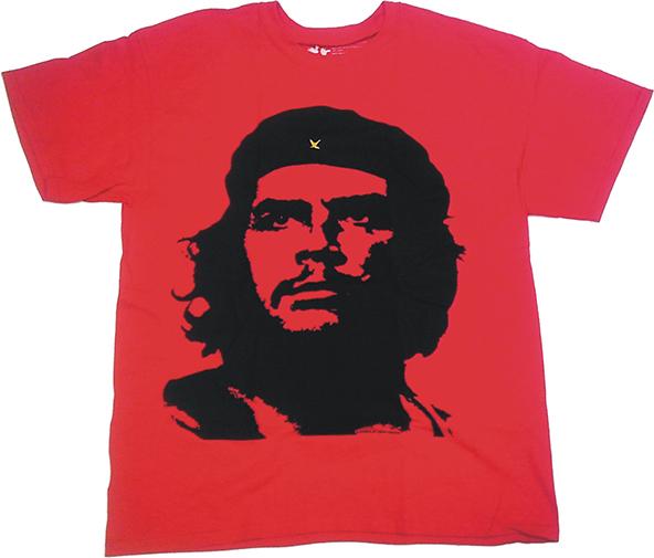 che guevara, che guevara t-shirt, revolution t-shirt, famous t-shirt, famous t-shirts