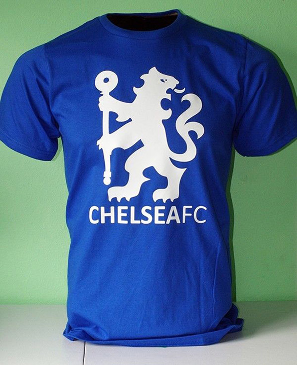 chelsea, premier league, winners, screen printing, t-shirt