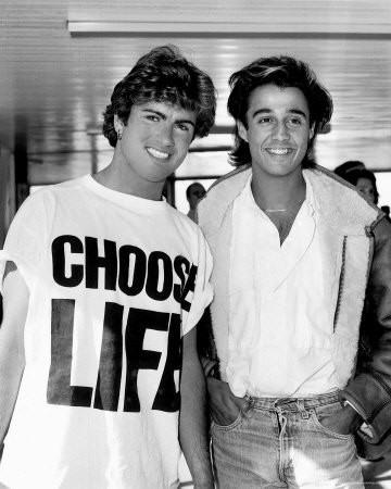 Choose Life - Iconic T-shirts