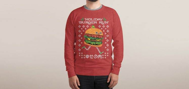 Christmas jumpers to rock the office