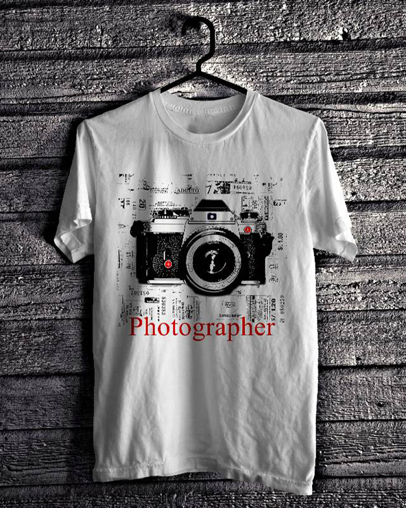 Http Printsome Com Blog 2014 T Shirt Design Inspiration Printed T Shirts Photographers