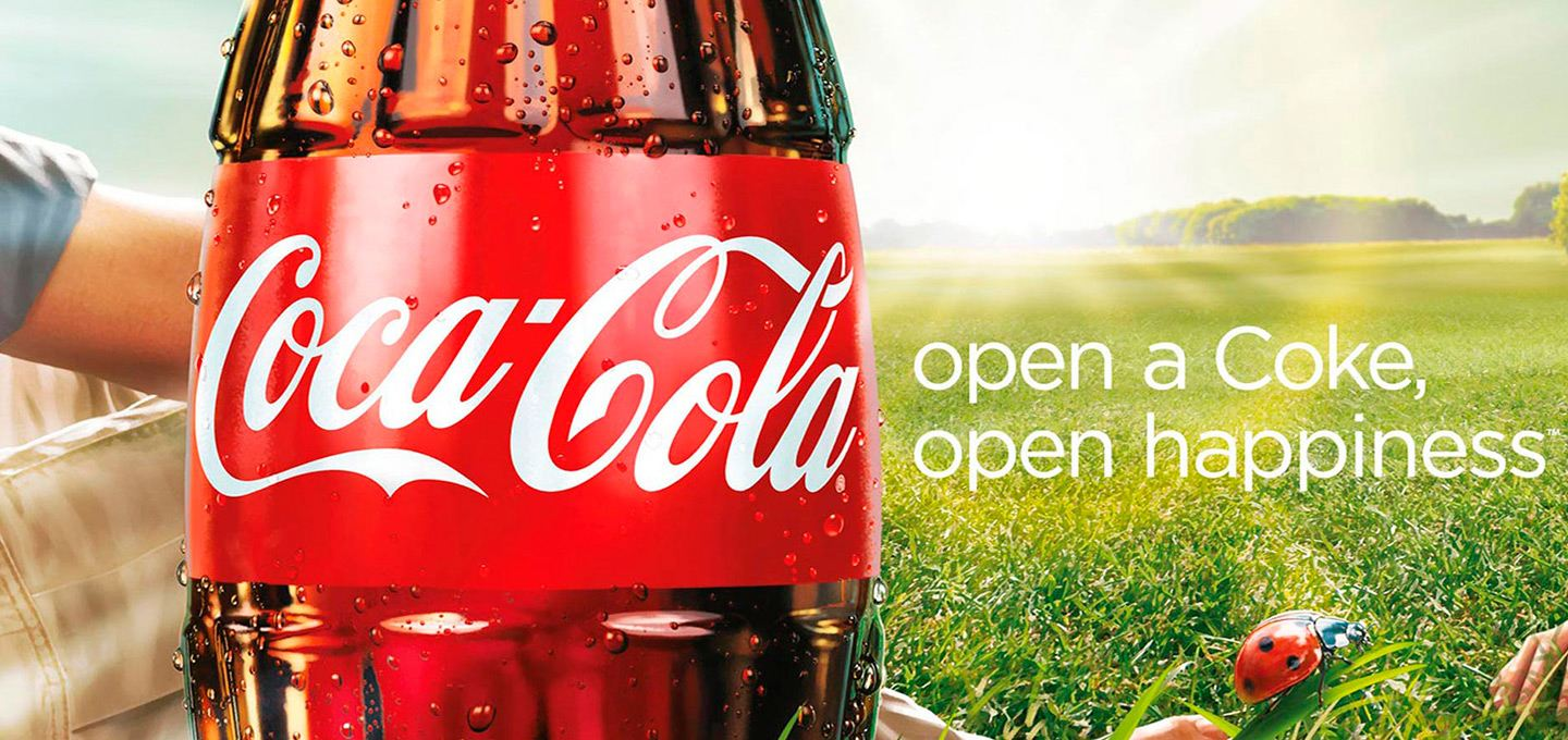 coca cola commercial marketing review