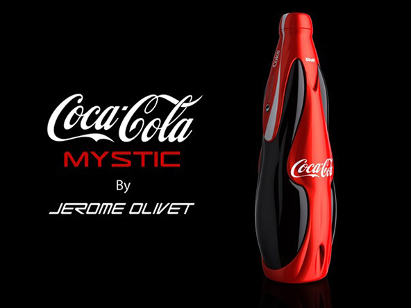 Coca-cola, coke, coke mystic, jerome olivet coca-cola, 25 Amazing Bottle Packaging Design examples, packaging design, packaging design inspiration, design inspiration, cool bottles, vodka bottles, spirits bottles, gin bottle design, vodka bottle design, best bottle designs, product design, graphic design, t shirt printing UK, screen printing UK, screen printing onto bottles, how to create a cool bottle label, Printsome blog, russian bottle designs