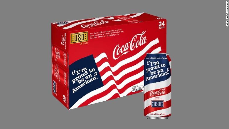 cocacola american campaign