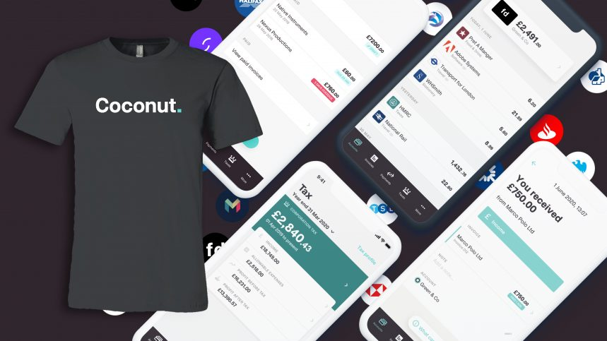 Print on demand case study with Coconut