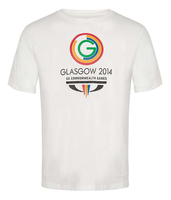 commonwealth games, commonwealth games t-shirt, commonwealth t-shirt, glasgow 2014, glasgow 2014 t-shirt