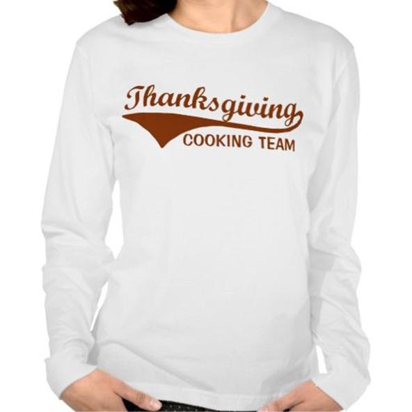 thanksgiving cooking team t-shirt, thanksgiving cooking team, thanksgiving, thanksgiving t-shirt, turkey, turkey t-shirt
