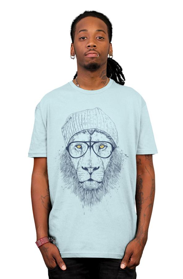 lion t-shirt, hipster lion t-shirts, hipster t-shirt