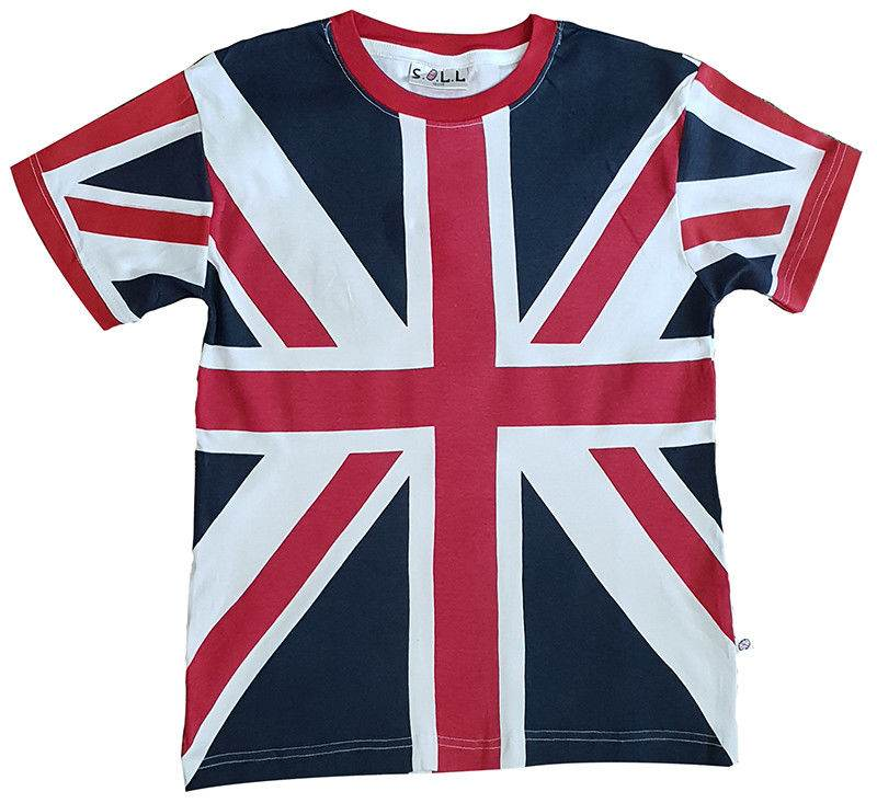 custom t-shirts uk, union jack
