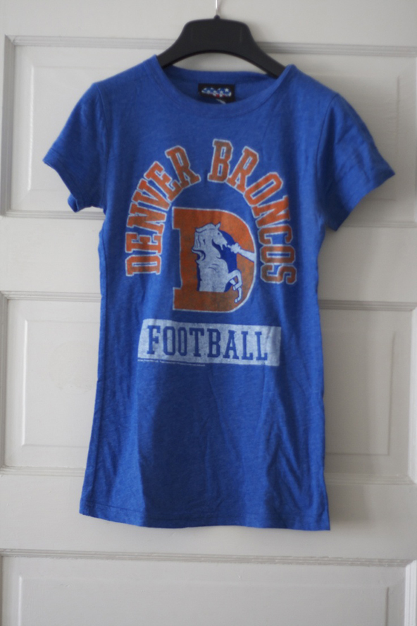 broncos, denver, t-shirts, nfl, football, screenprinting