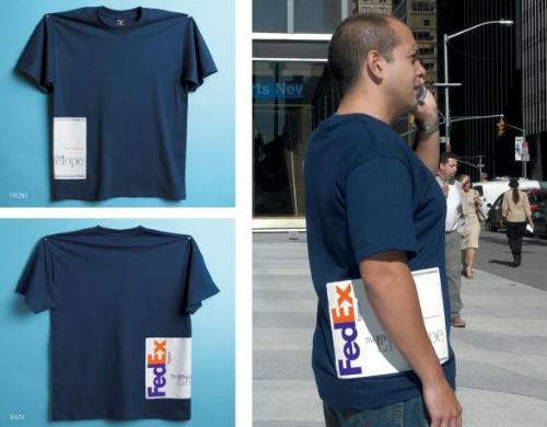 Fedex Promo T-shirts