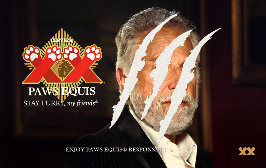 dos equis, dos equis beer, catvertising dos equis