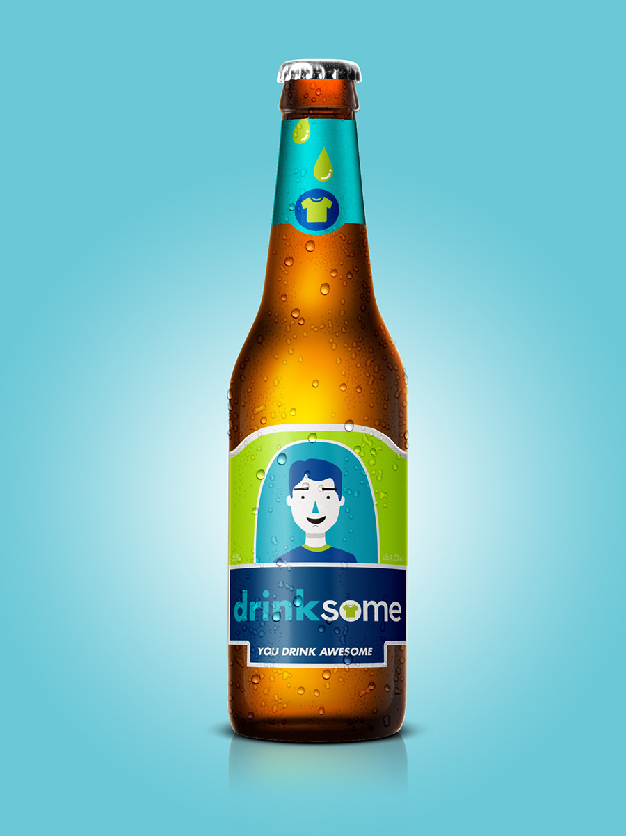 Printsome Beer, Beer Designs, Brands into Beers