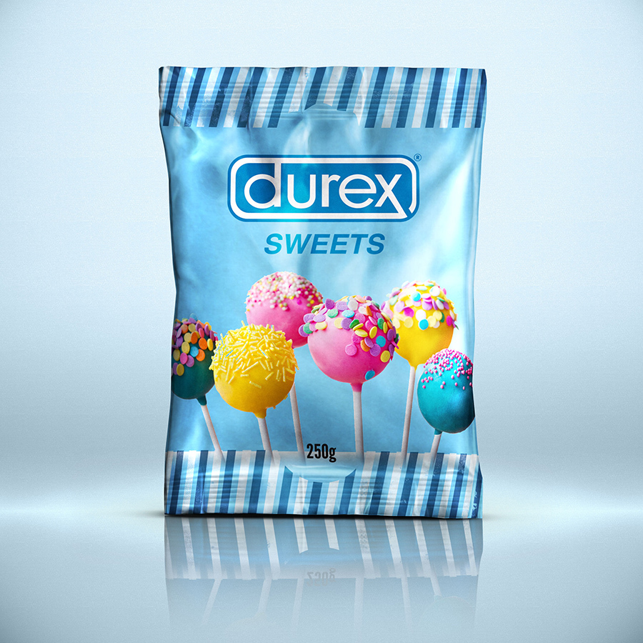 durex sweets, durex candies, durex food