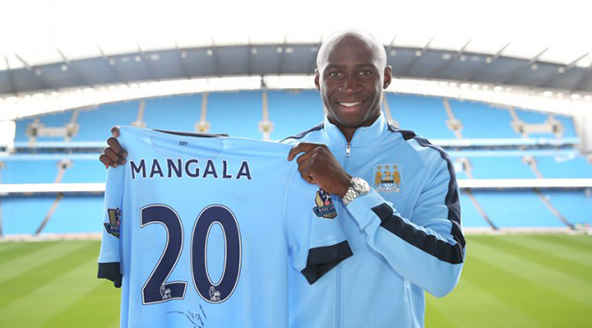 eliaquim mangala, manchester city, premier league, football, transfer