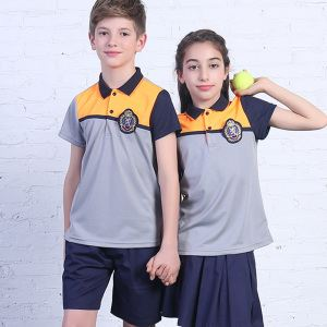 Embroidered Polo Shirts - How to design your own school uniform