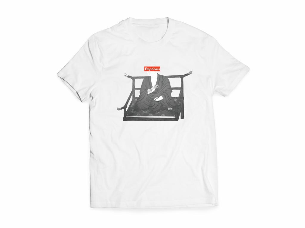 emptiness apparel