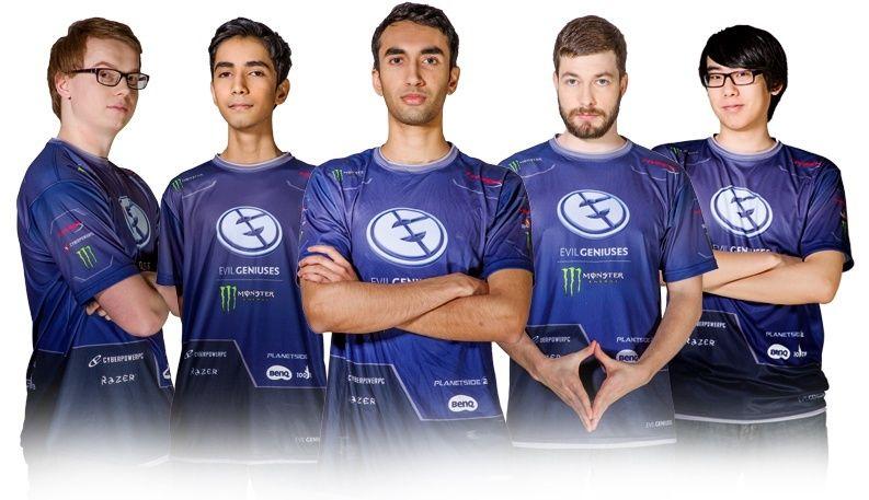 Evil Geniuses, eSports Teams