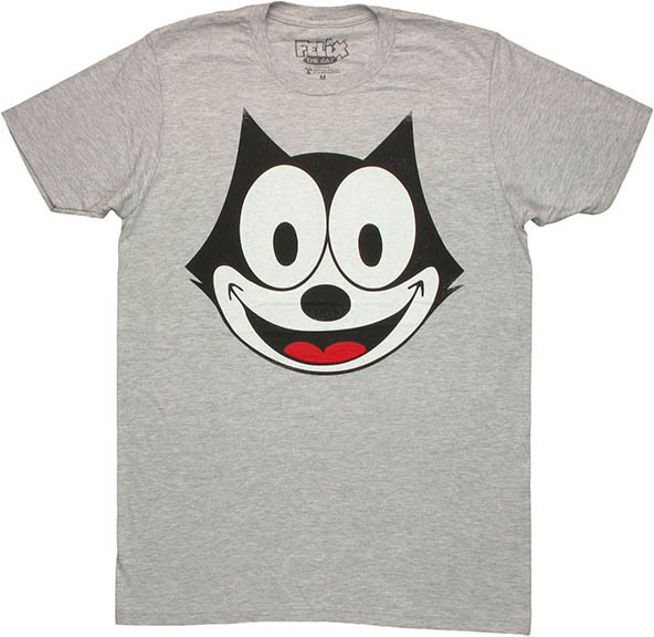 felix the cat, felix the cat t-shirt, cat t-shirt, best cat t-shirt,