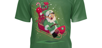 Fernanfloo Christmas T-shirt