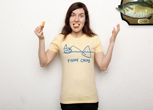 fishin chip`s, #tshirttuesday, t-shirt printing inspiration, design inspiration,