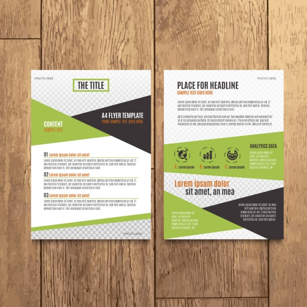 modern free corporate you could use this to promote your company give people more information about a business or for a professional event