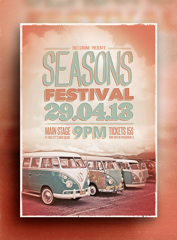 50 Awesome Flyer Templates for Your Next Event – Event Flyer Templates