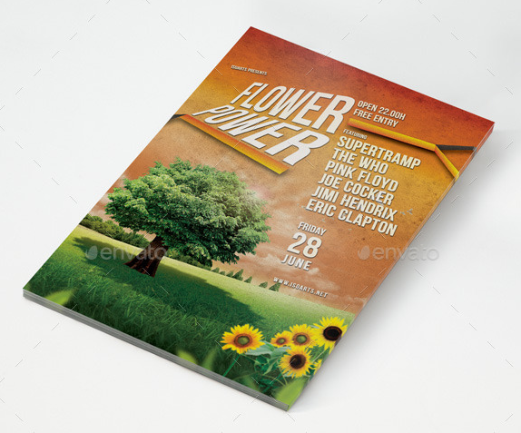 50 Awesome Flyer Templates For Your Next Event