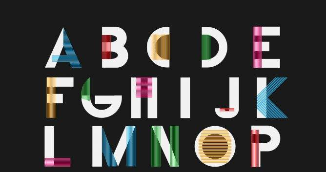 Fonts for logos