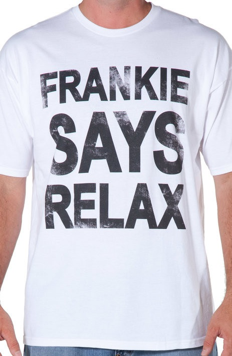 frankie-says-relax-t-shirt 2