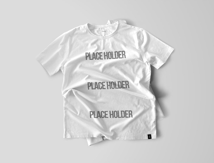 folded t-shirt template, folded t-shirt mockup