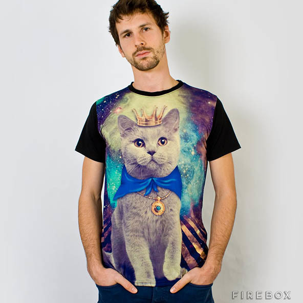 galactic cat t-shirt, cat t-shirt, best cat t-shirt