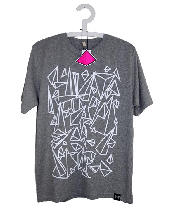 geometric pyramids, geometric pyramids t-shirt, geometric patterns, geometric t-shirts