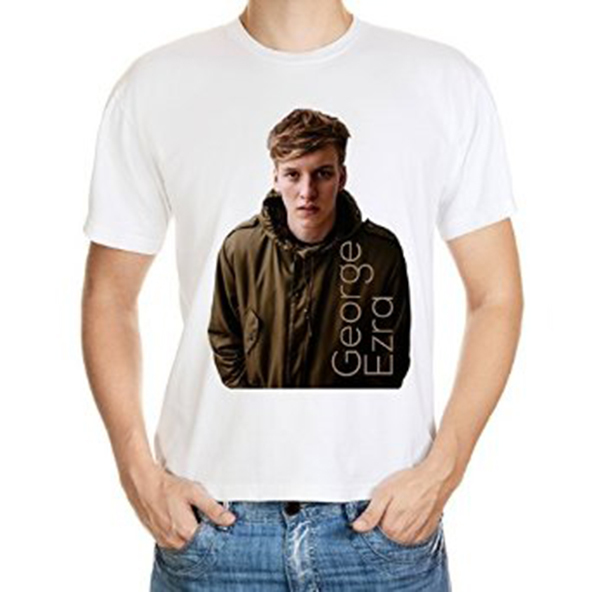 george ezra, george ezra t-shirt, george ezra wanted on voyage, wanted on voyage t-shirt