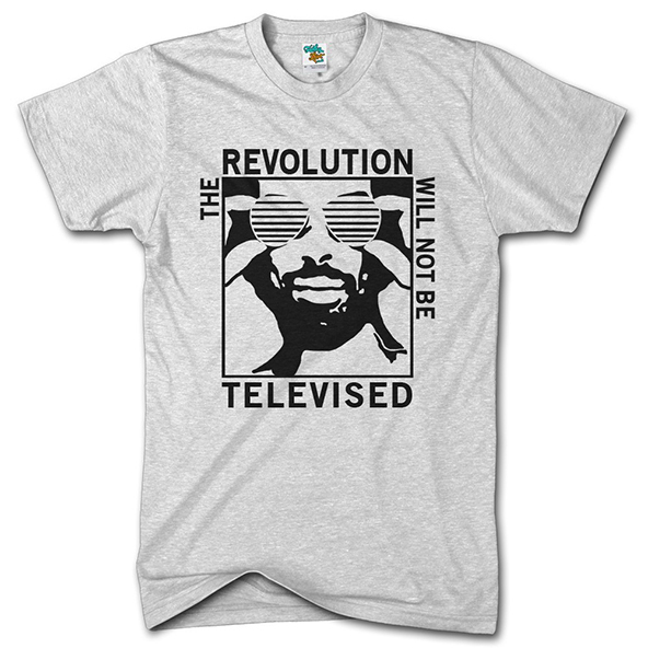 revolution t-shirt, gil scott heron t-shirt, gil scott heron revolution t-shirt, t-shirt,