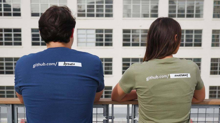 "Github ""Start-up T-shirts"""