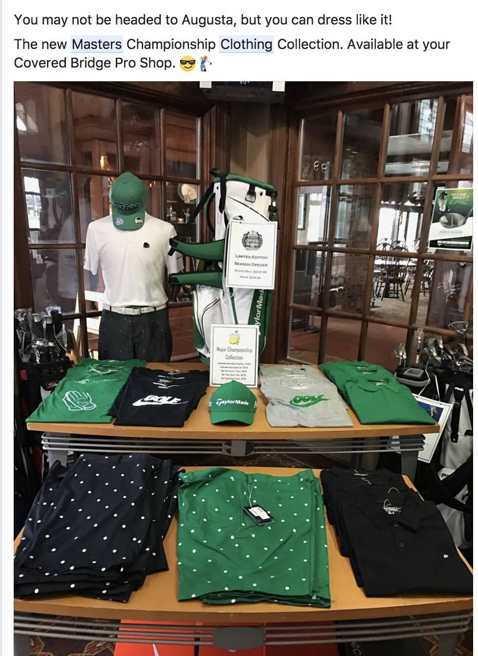 Golf Polo Shirt Merchandise
