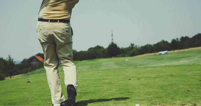 golf polo shirts - hero image