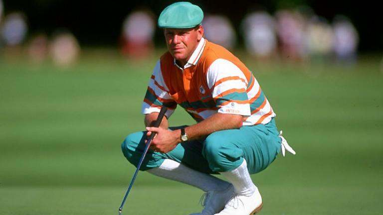 golf polo shirts - payne stewart