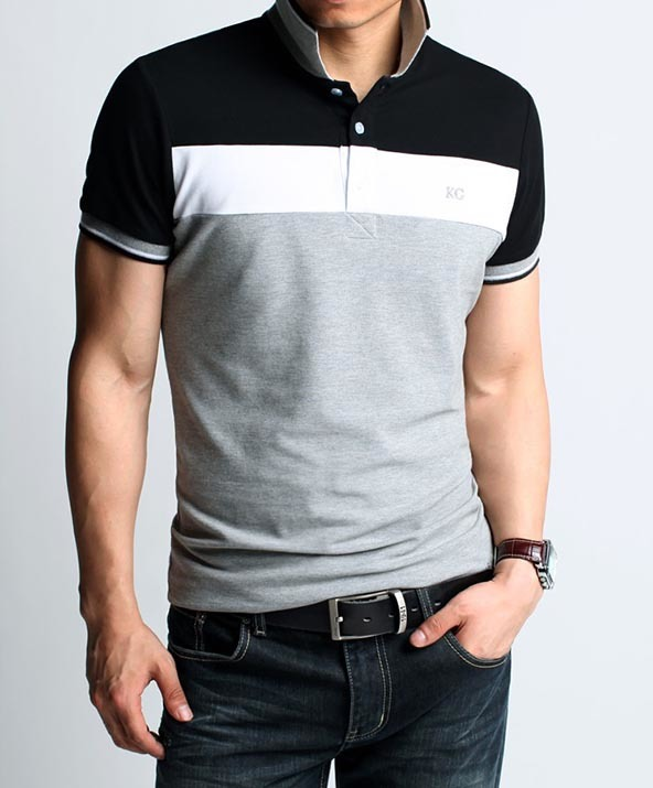 polo shirt, polo shirt printing, printed polo shirt, gray polo shirt