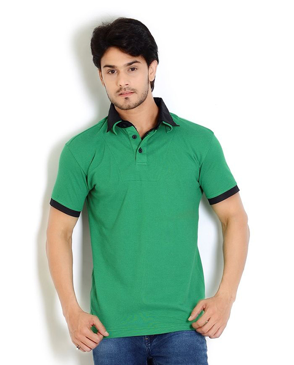 polo shirt, polo shirt printing, printed polo shirt, green polo shirt
