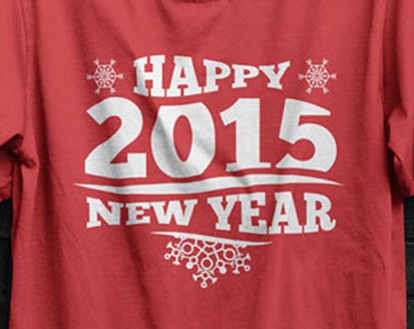 happy new year, happy new years t-shirt, happy 2015 t-shirt,