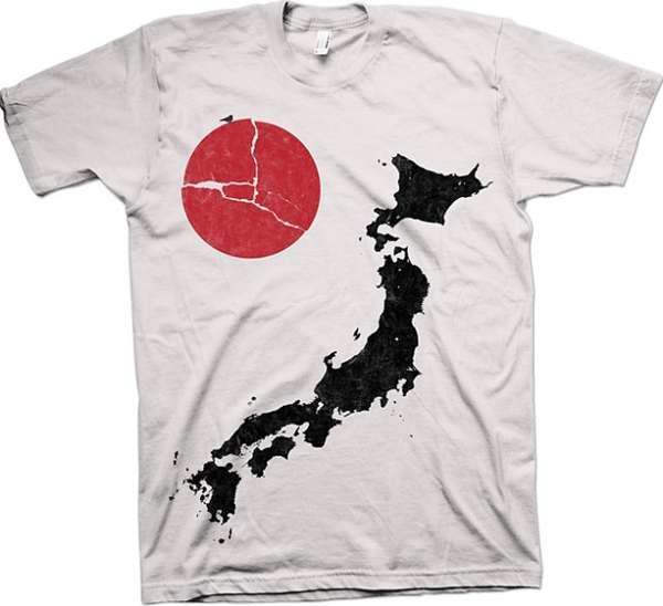 help-japan-t-shirt