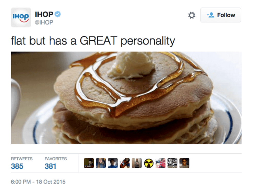 marketing fail, ihop, tweet