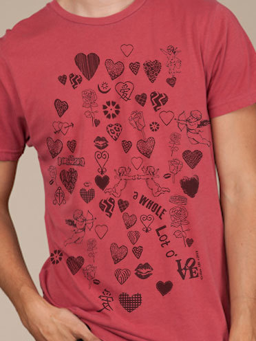 Valentine's Day t-shirts: T-shirt Printing & Design Ideas, t shirt printing uk, t shirt printing london, custom t shirt printing, bespoke t shirt printing, screen printing UK, screen printers, direct to garment printing, dtg printing uk, digital printing London, valentine's day gift ideas, valentines day t shirts, valentine's day tshirts ideas, ideas for gistf for valentine's day, valentines day 2014, Printsome blog, be my valentine t-shirt, printed t shirts UK
