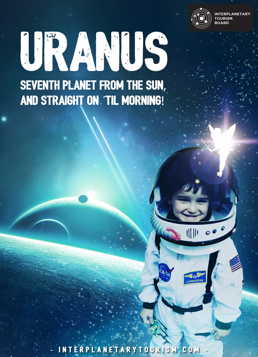 Creative Marketing in Space: 9 Slogans to Promote Planets