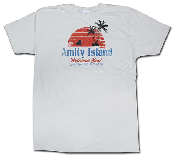 jaws, jaws t-shirt, amity island t-shirt, scary movie t-shirt,