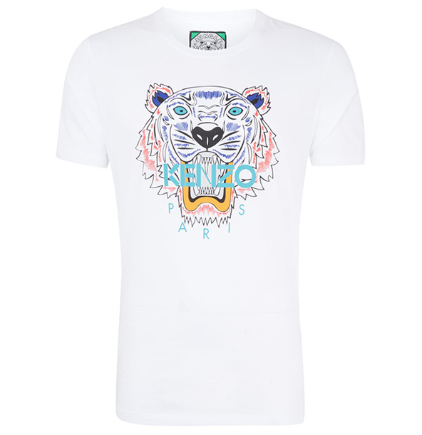 Kenzo Uk Screen Printed T Shirt Kenzon Design