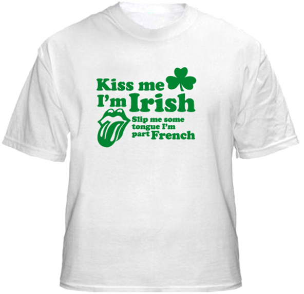 kiss me im irish, kiss me im irish t-shirt, st. patricks day t-shirt, st. patricks day, irish t-shirt,