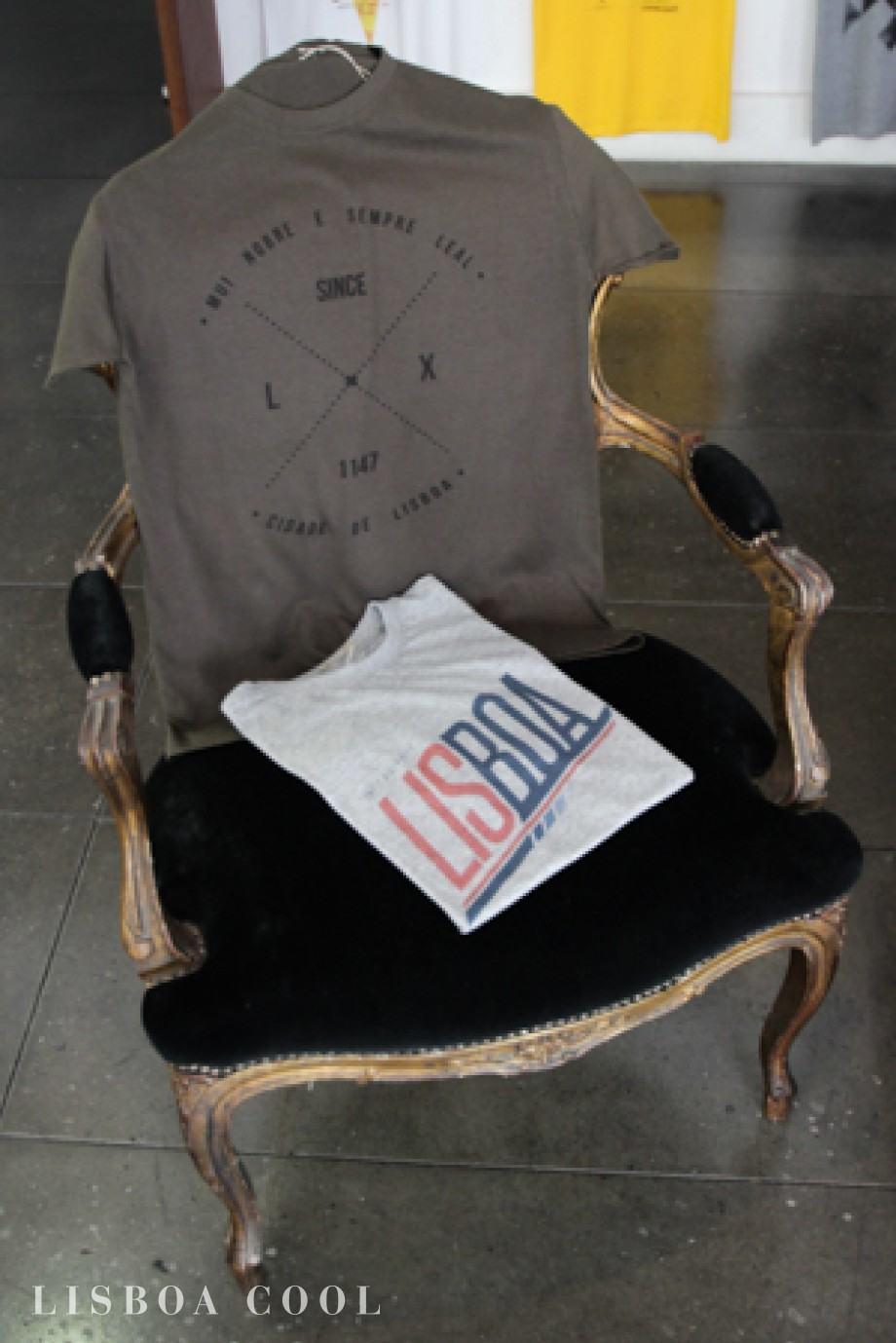 Lisboa, Tourist T-shirts